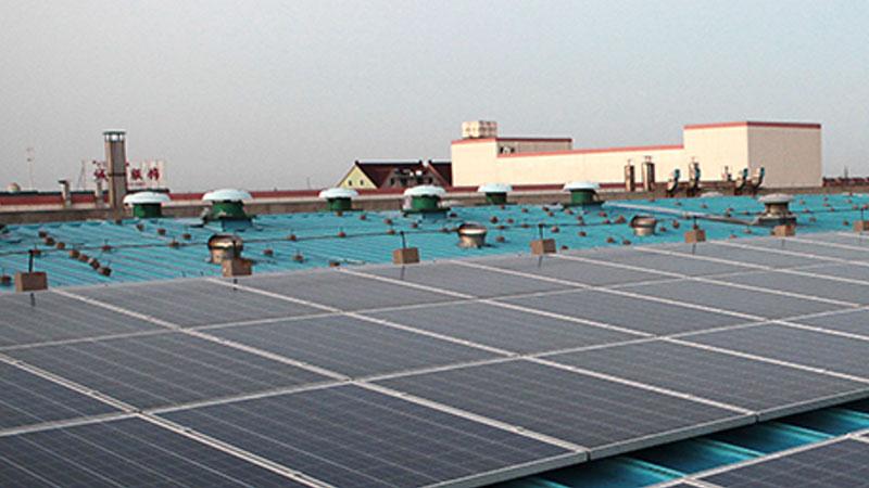 貨倉太陽能